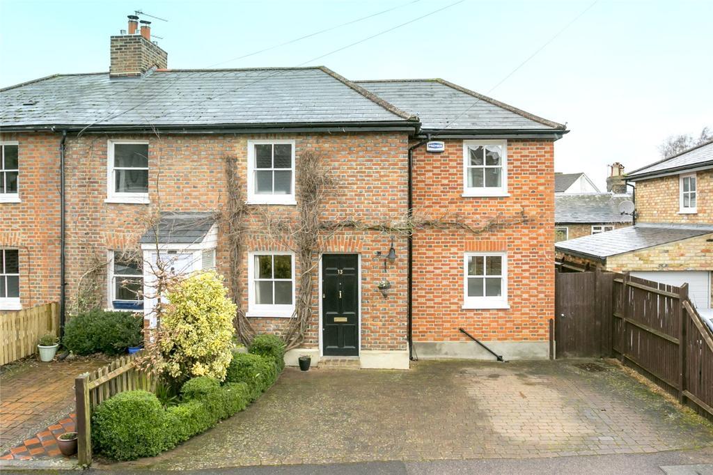 3 Bedrooms End Of Terrace House for sale in Hartslands Road, Sevenoaks, Kent