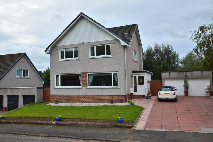 5 Bedrooms Detached Villa House for sale in 5 Campsie View Drive, Blanefield, G63 9JE