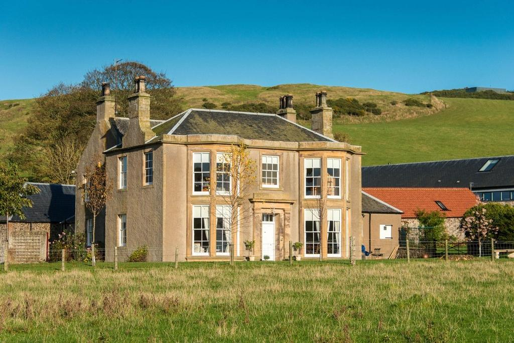 6 Bedrooms Detached House for sale in Lindifferon House, Near Letham, Cupar, Fife, KY15