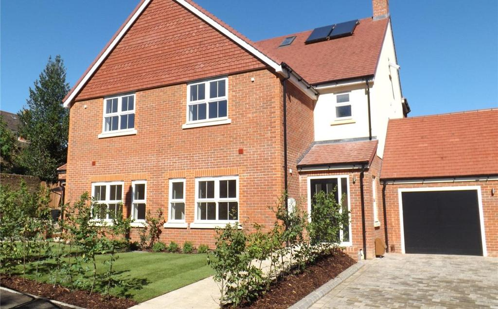 4 Bedrooms Semi Detached House for sale in Plot 4 Nightingale Place, Rickmansworth, Hertfordshire, WD3