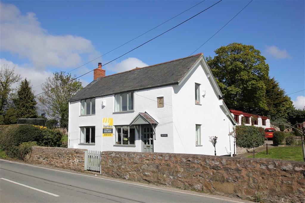 3 Bedrooms Detached House for sale in Village Road, Northop Hall