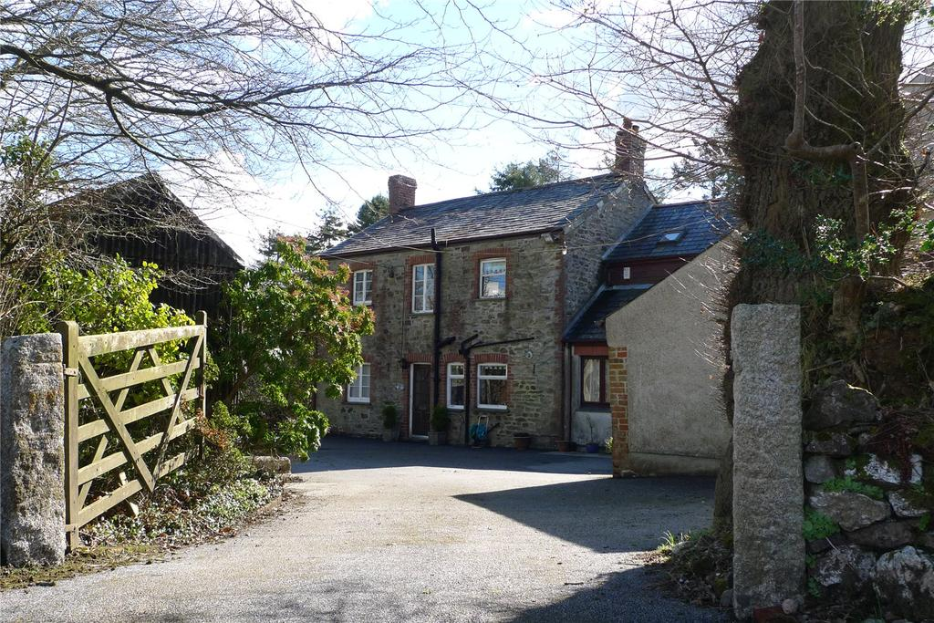 6 Bedrooms Detached House for sale in Fletchers Bridge, Bodmin, Cornwall