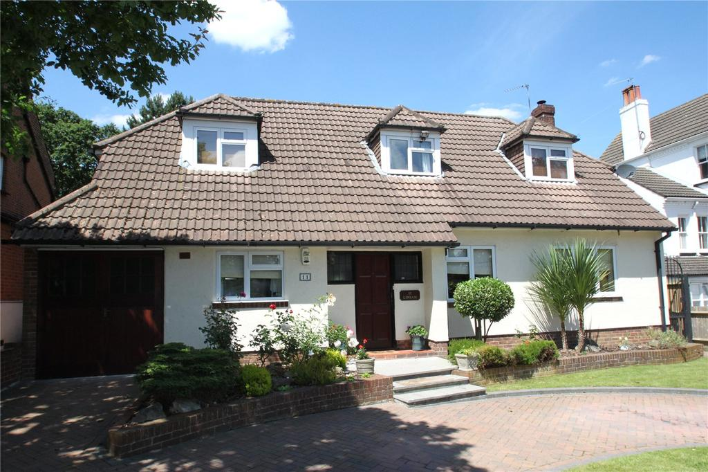 4 Bedrooms Detached House for sale in 11 Edward Road, Sundridge Park, Bromley, Kent, BR1