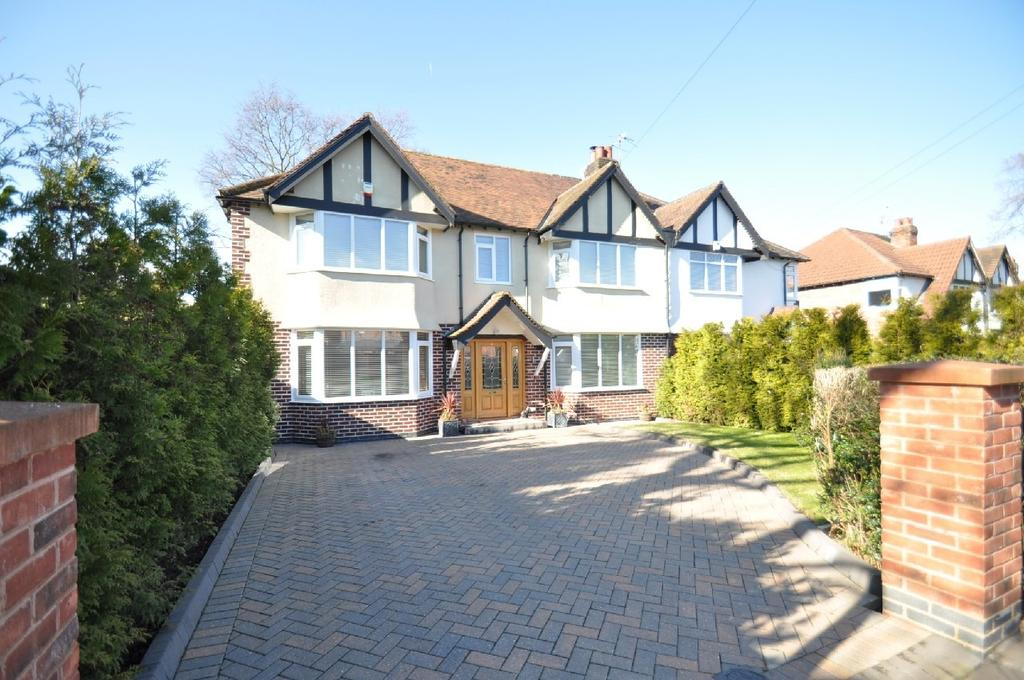 4 Bedrooms Semi Detached House for sale in Tenement Lane, Bramhall