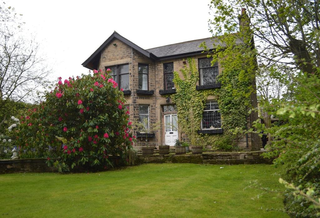 5 Bedrooms Detached House for sale in Matlock House, Yeardsley Lane, Furness Vale