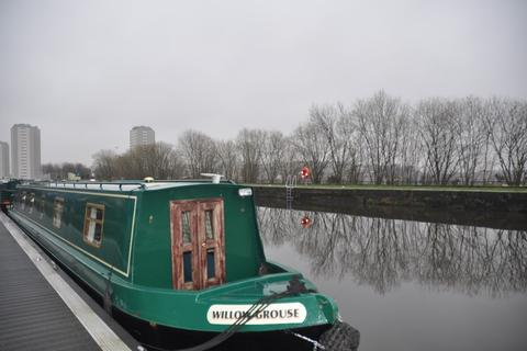 2 bedroom flat to rent - Willow Grouse - Barge, Speirs Wharf, Port Dundas, Glasgow, G4 9SP