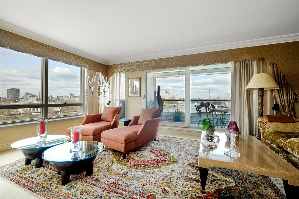 5 Bedrooms Flat for sale in Peninsula Heights, 93 Albert Embankment, Vauxhall, London, SE1
