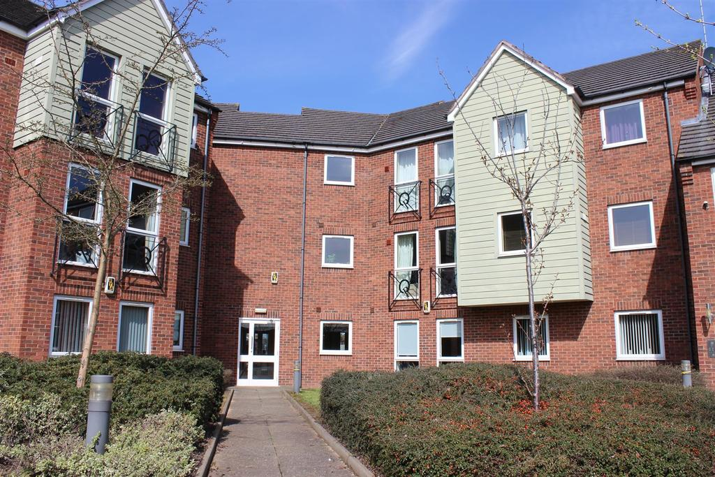 1 Bedroom Apartment Flat for sale in Basin Lane, Tamworth