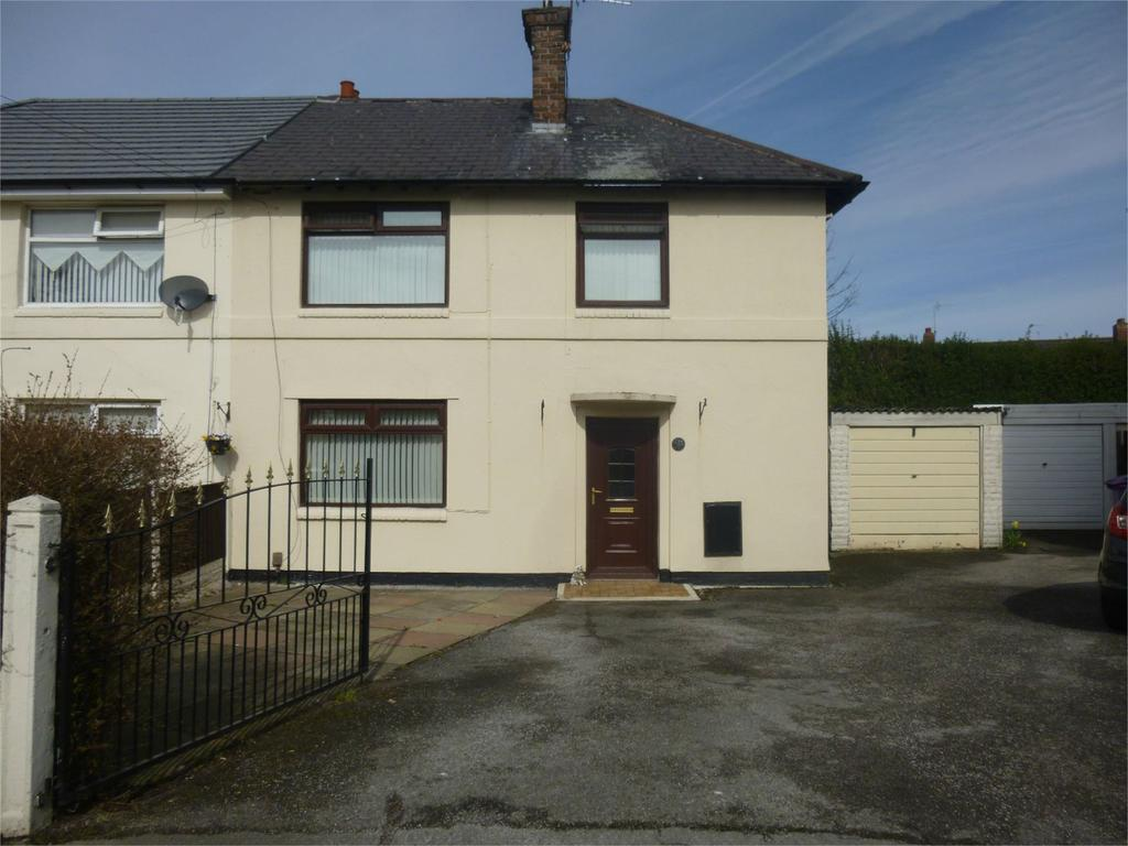 3 Bedrooms Semi Detached House for sale in Clinton Place, Liverpool, Merseyside, L12