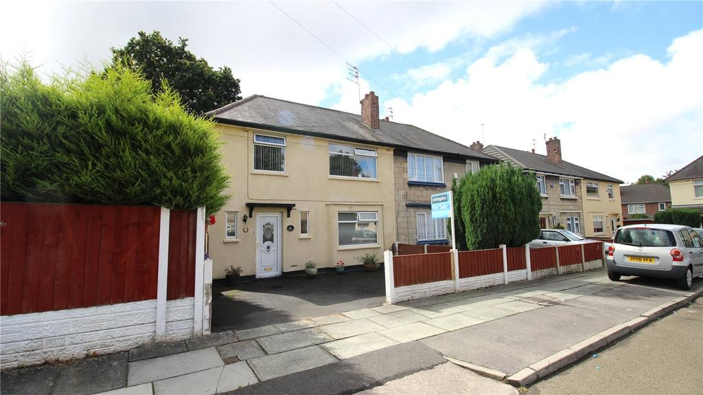 3 Bedrooms Semi Detached House for sale in Maxwell Place, Liverpool, Merseyside, L13