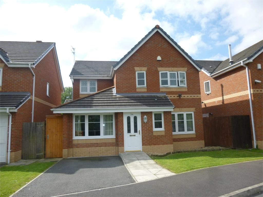 4 Bedrooms Detached House for sale in Manderston Drive, West Derby, Liverpool, Merseyside, L12