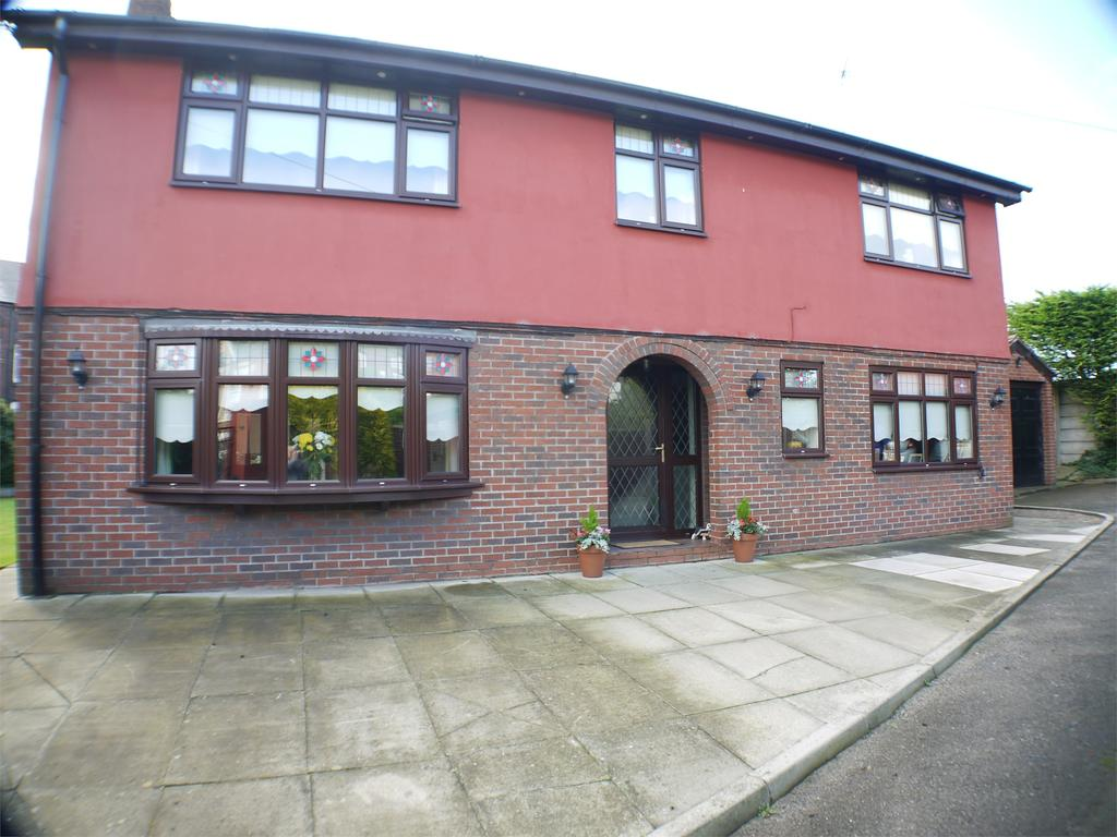 4 Bedrooms Detached House for sale in Molineux Avenue, Liverpool, Merseyside, L14