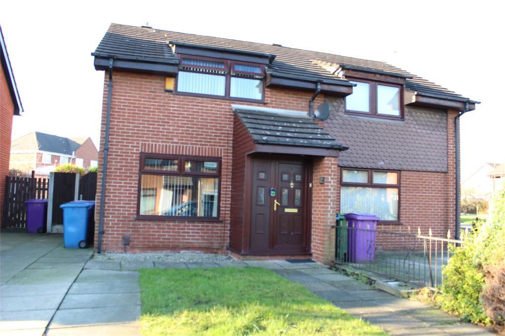 3 Bedrooms Semi Detached House for sale in Finch Lea Drive, Liverpool, Merseyside, L14