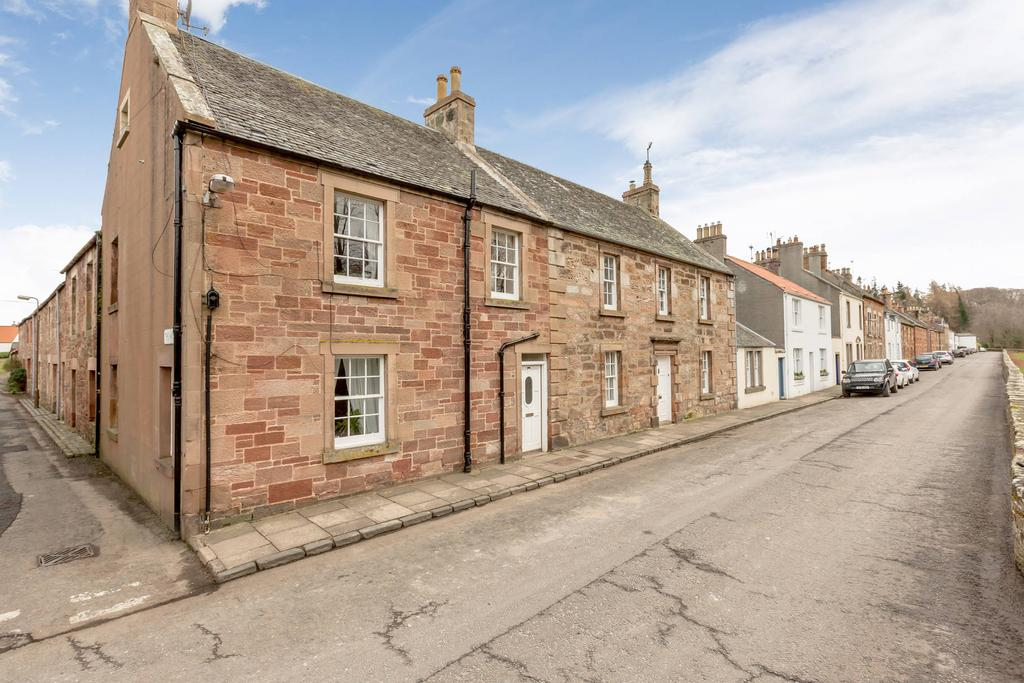 3 Bedrooms Terraced House for sale in Greenbank Cottage, 1 High Street, Gifford, EH41 4QU