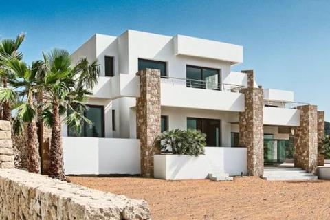 7 bedroom detached house  - Hilltop Villa With Sea Views, San José, Ibiza
