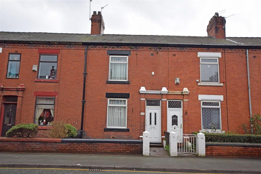 2 Bedrooms Terraced House for sale in Manchester Old Road, Rhodes