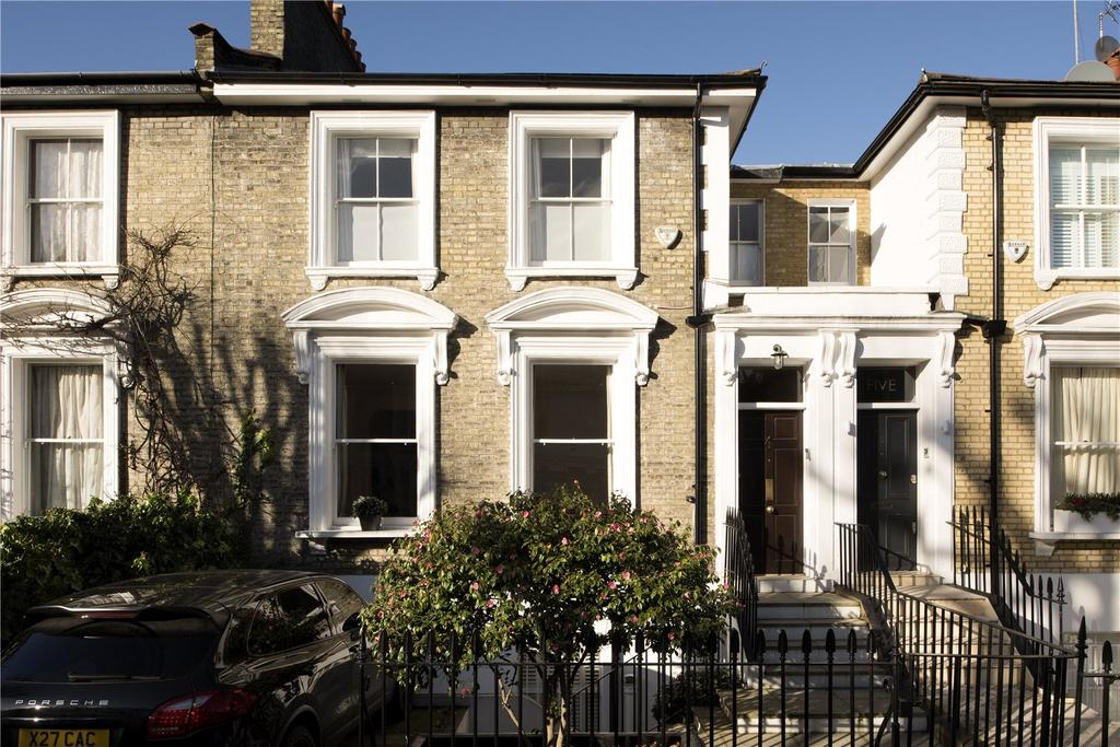 5 Bedrooms Terraced House for sale in Walham Grove, Fulham, London