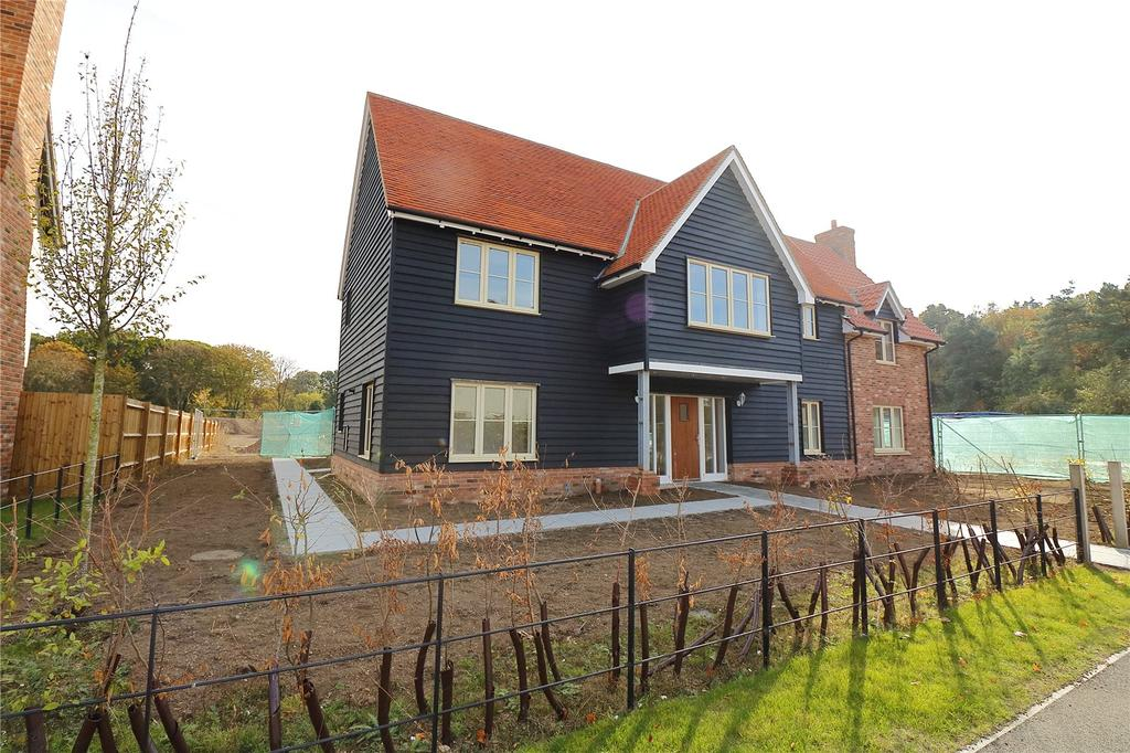 5 Bedrooms Detached House for sale in Langford Park, Hatfield Road, Langford, Maldon, Essex, CM9