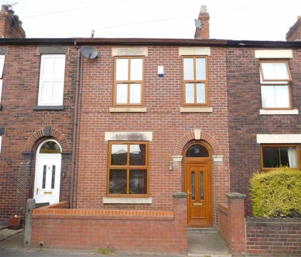3 Bedrooms Terraced House for sale in Moor Road, Croston, PR26