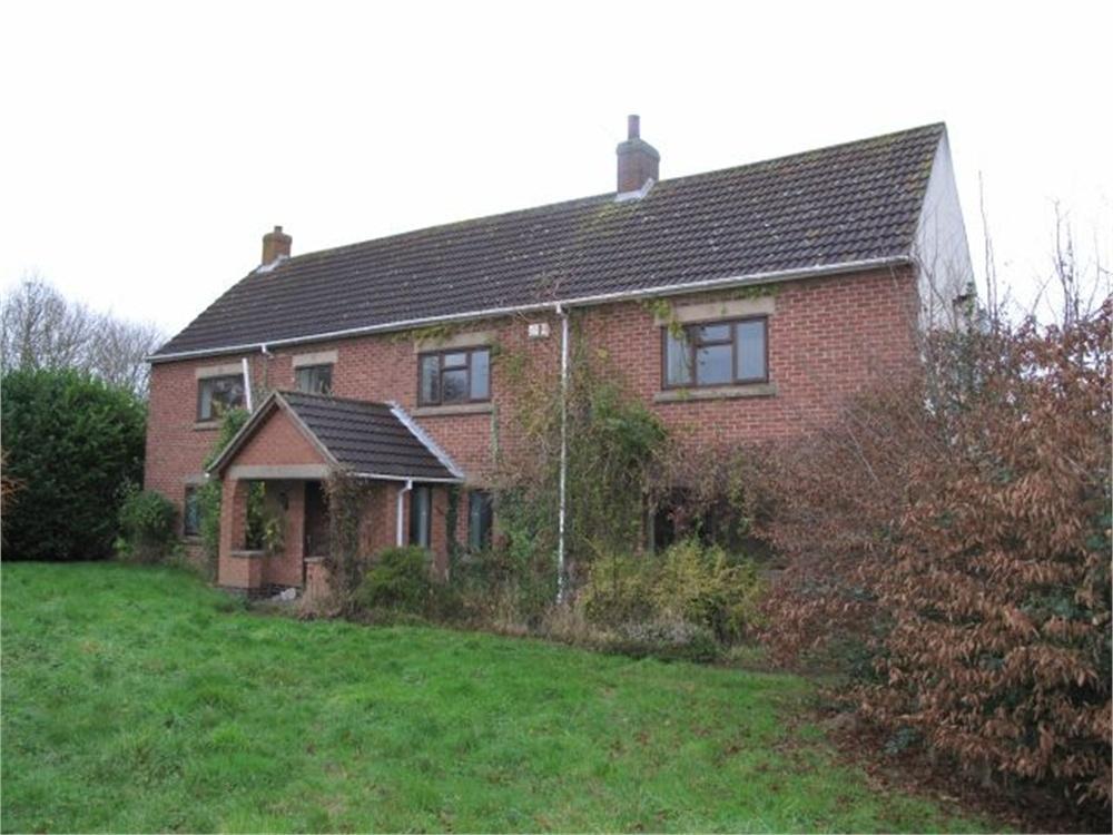 4 Bedrooms Detached House for sale in Church Farm House, Church Farm, Garton