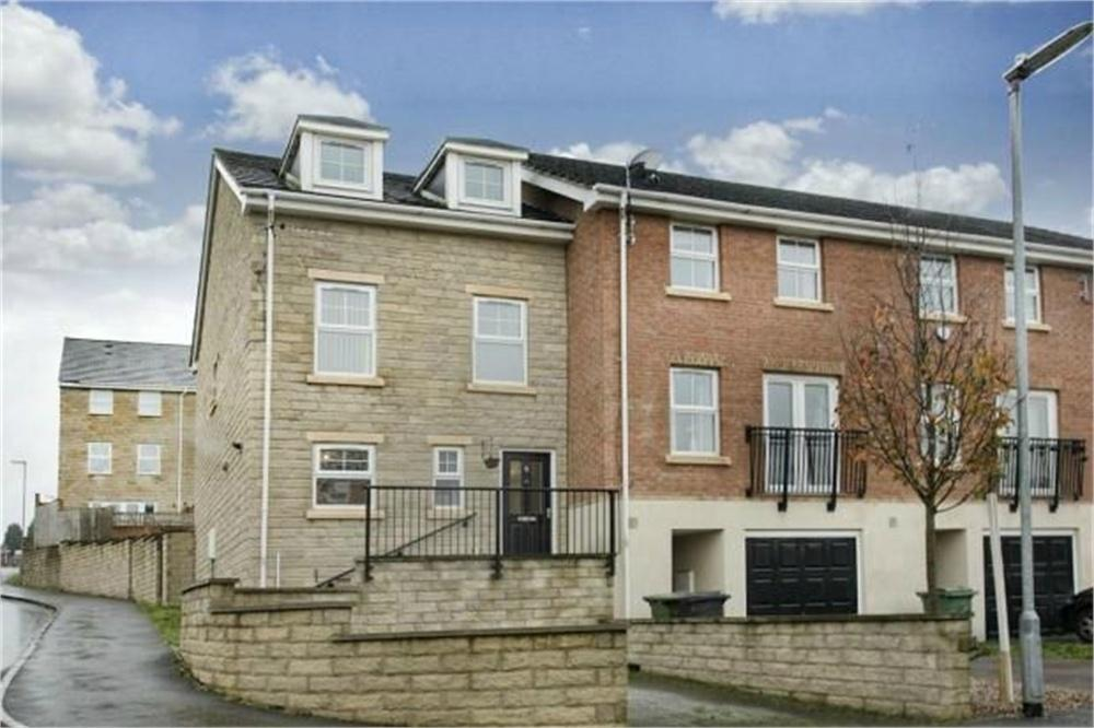 3 Bedrooms End Of Terrace House for sale in Redberry Avenue, HECKMONDWIKE, West Yorkshire