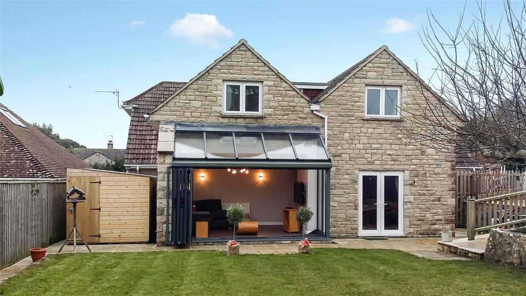 5 Bedrooms Detached House for sale in Swanage, Dorset