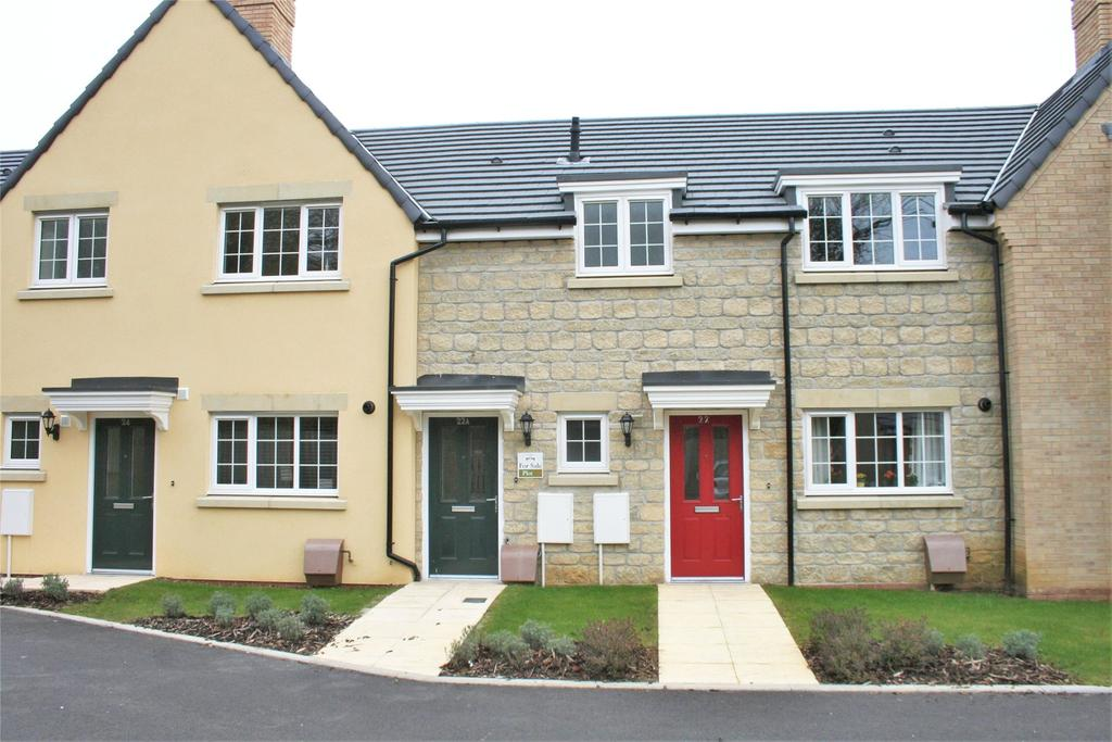 1 Bedroom Flat for sale in The Croft, Bourne, PE10