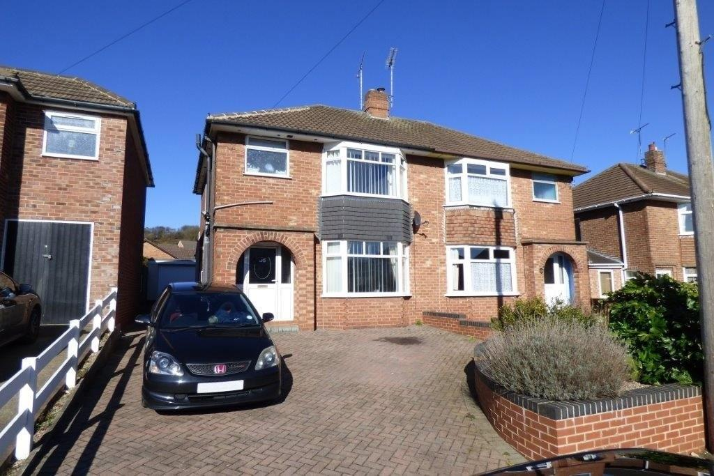 3 Bedrooms Semi Detached House for sale in Clay Street, Stapenhill