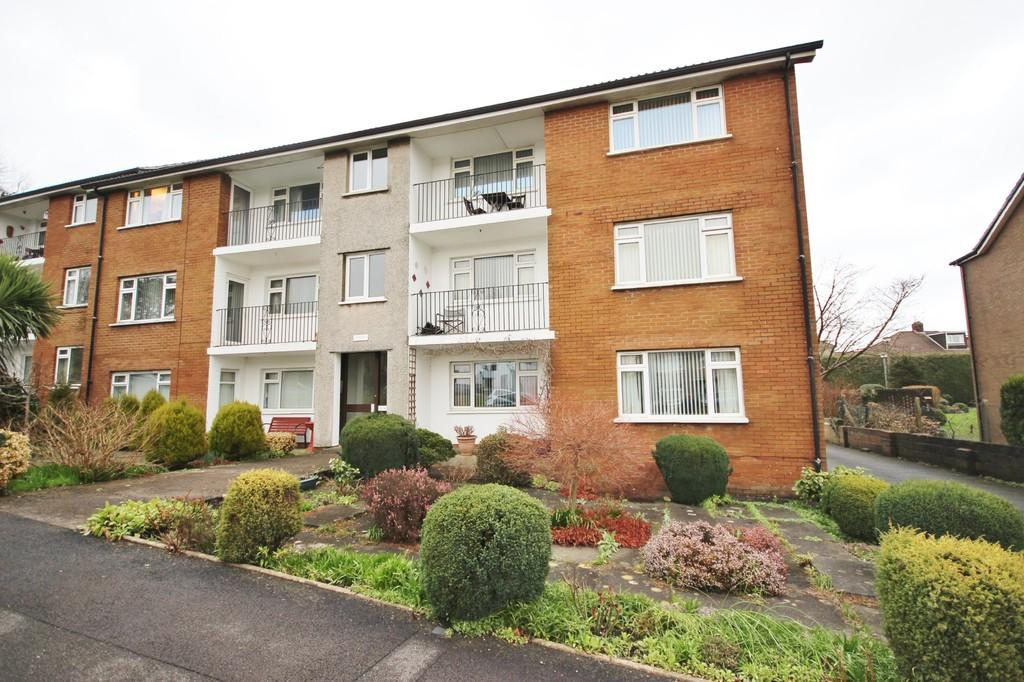 2 Bedrooms Apartment Flat for sale in Greenmeadow Court, , Pendwyallt Road, Whitchurch