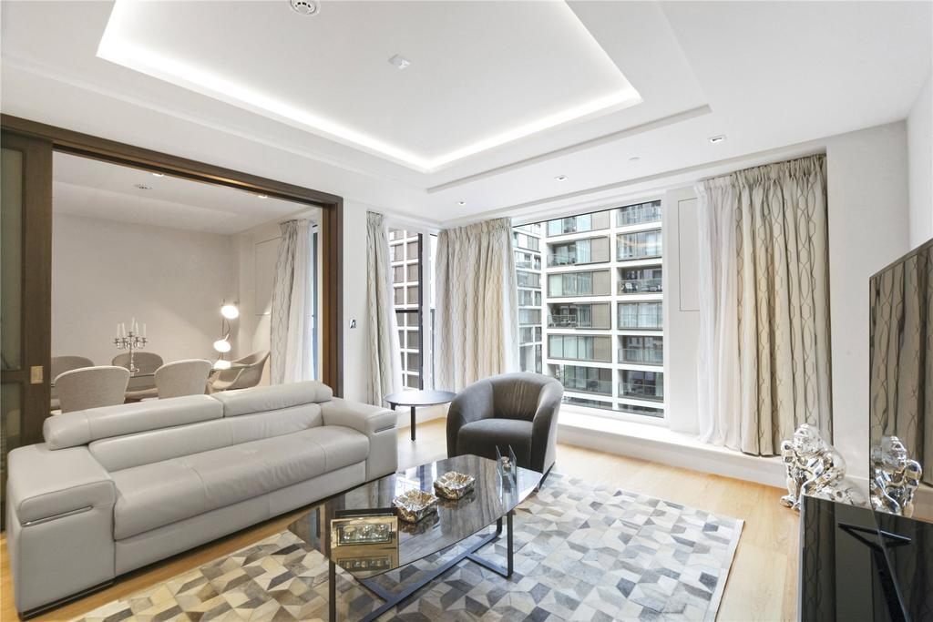 3 Bedrooms Flat for sale in Lord Kensington House, 5 Radnor Terrace, London, W14