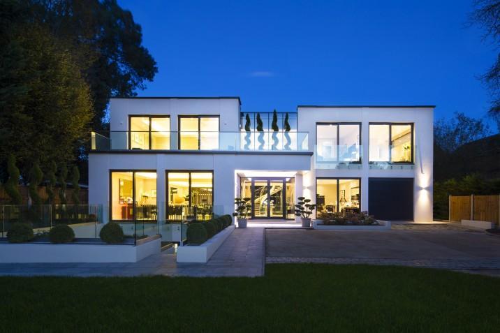 5 Bedrooms Detached House for sale in Atrium House, Denewood Road, Kenwood N6