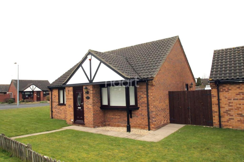 2 Bedrooms Bungalow for sale in Searby Road, Lincoln, LN2
