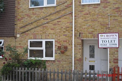 3 bedroom terraced house to rent - Launcelot Close, Andover