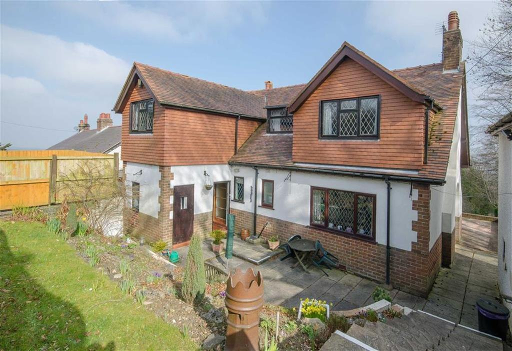 4 Bedrooms Detached House for sale in Carmel Hill, Carmel, Holywell