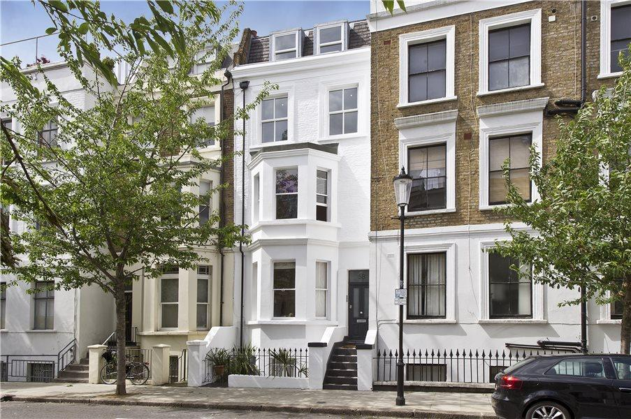 2 Bedrooms House for sale in Chesterton Road, North Kensington W10