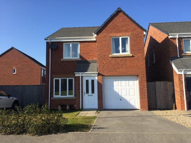 3 Bedrooms Detached House for sale in CAVELL DRIVE, BOWBURN, DURHAM CITY : VILLAGES EAST OF