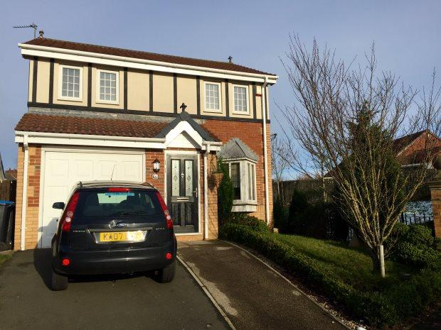 3 Bedrooms Detached House for sale in ASHBOURNE DRIVE, COXHOE, DURHAM CITY