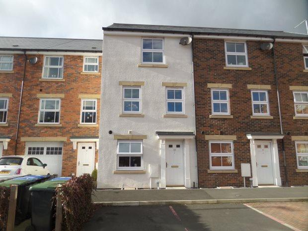 4 Bedrooms Town House for sale in BARRINGTON CLOSE, DURHAM CITY, DURHAM CITY