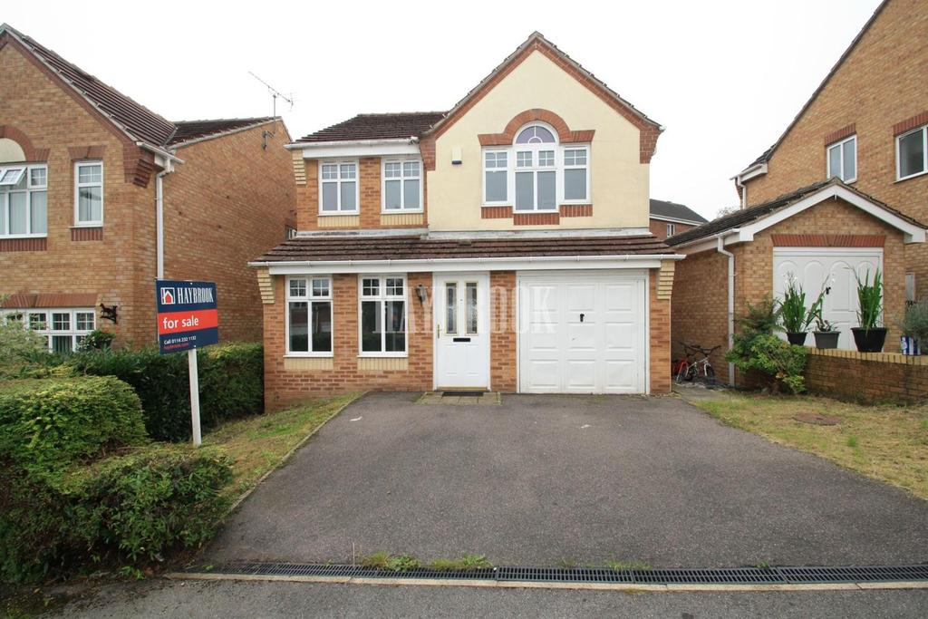 4 Bedrooms Detached House for sale in Northwood Drive, Wadsley Park Village
