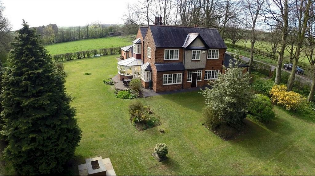4 Bedrooms Detached House for sale in Warter Road, Middleton On The Wolds