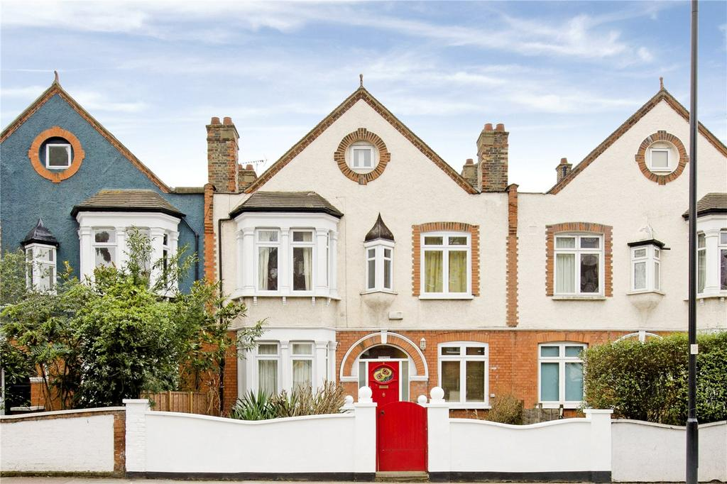 6 Bedrooms Terraced House for sale in Carleton Gardens, Brecknock Road, London
