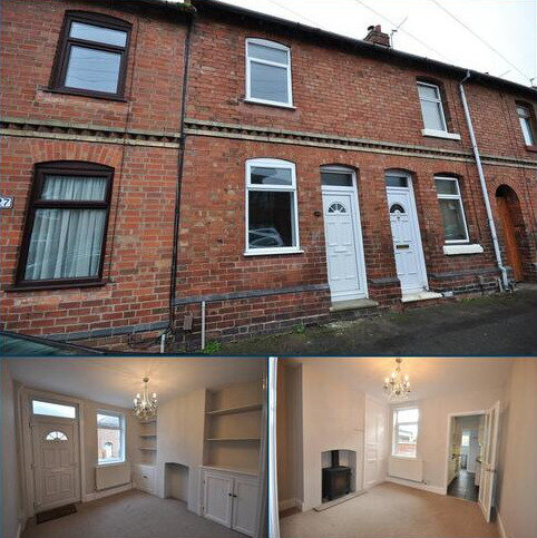 2 bedroom terraced house to rent - Belvoir Street, Melton Mowbray, Leicestershire