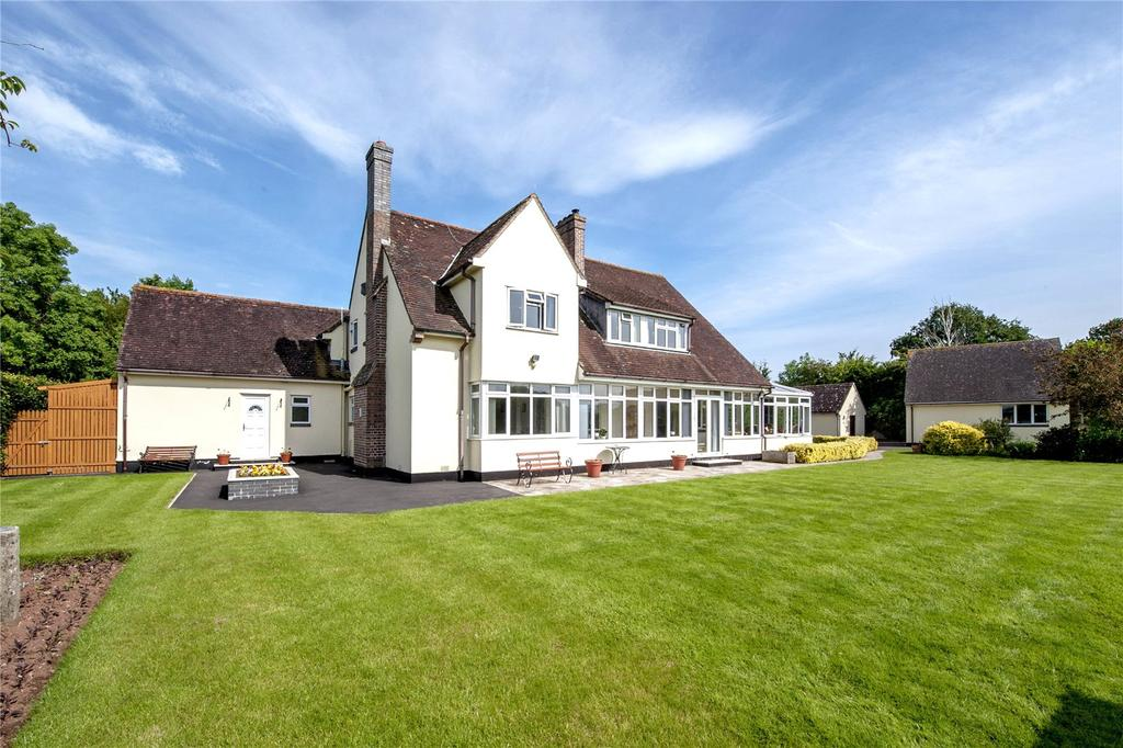 5 Bedrooms House for sale in Shoreditch, Taunton, Somerset, TA3