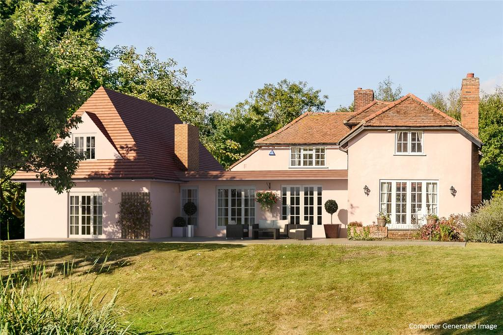 4 Bedrooms Detached House for sale in Rectory Lane, Woodham Mortimer, Essex, CM9