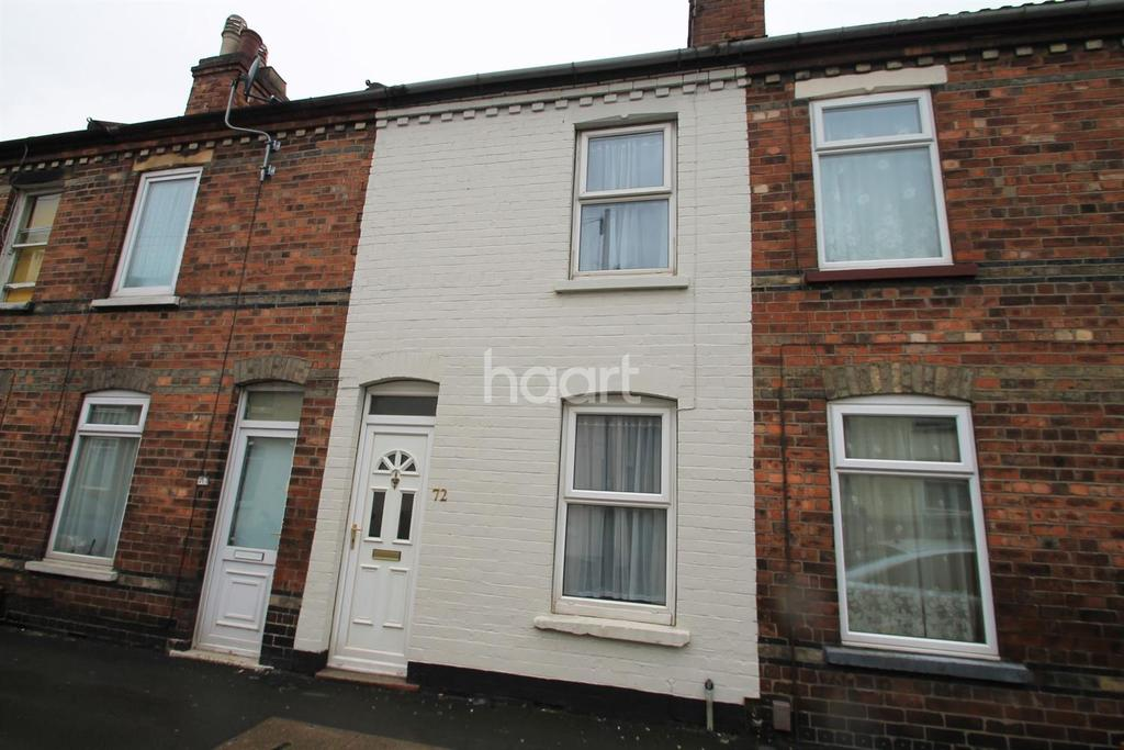 2 Bedrooms Terraced House for sale in Cross Street, Lincoln, LN5