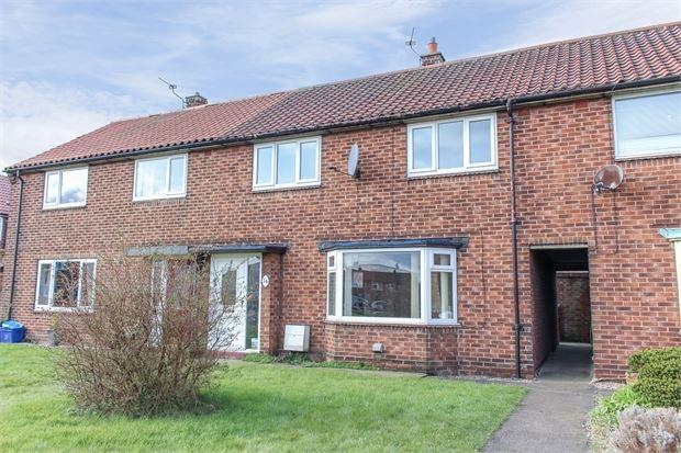 3 Bedrooms Terraced House for sale in Manor Green, Romanby, Northallerton, DL7 8BA