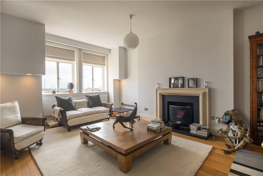 2 Bedrooms Apartment Flat for sale in North Gate, Prince Albert Road, St John's Wood, London, NW8