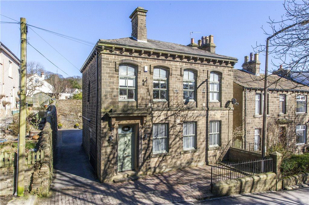 4 Bedrooms Unique Property for sale in Colne Road, Oakworth, Keighley, West Yorkshire