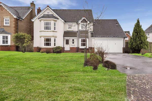 4 Bedrooms Detached House for sale in 2 Pierowall Court, Strathaven, ML10 6FR