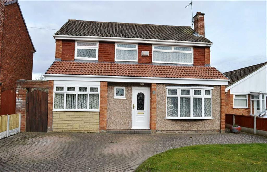 3 Bedrooms Detached House for sale in Plymyard Avenue, CH62